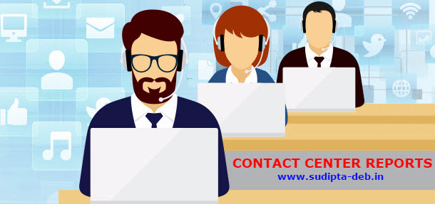 Salesforce Service Cloud - Contact Center Reports