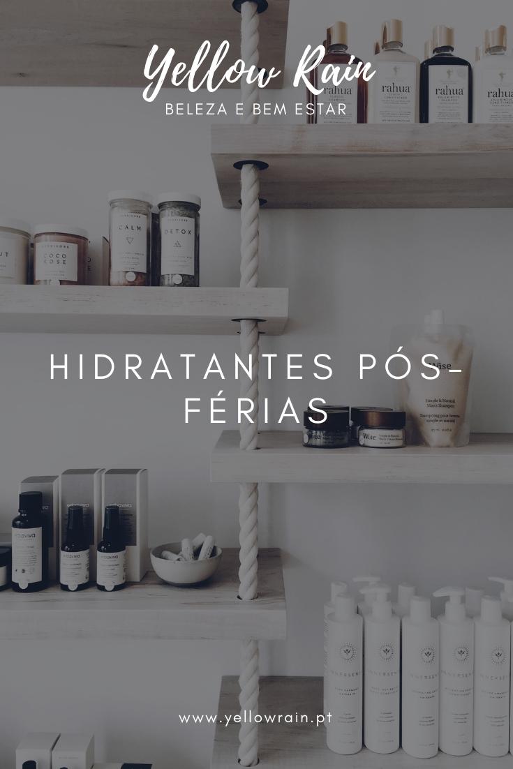 Yellow_Rain-Hidratantes_Pós-Férias