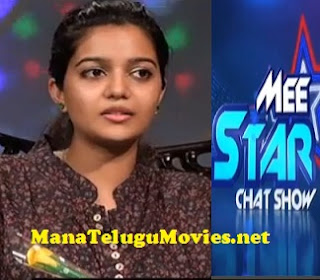 Colors Swathi,Nikhil in Mee Star