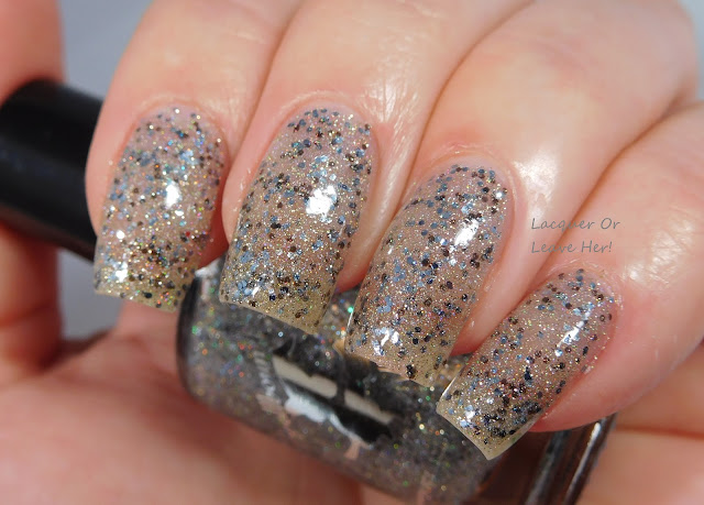 Spellbound Nails Silver Bells