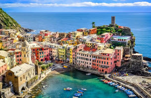honeymoon destinations - italy