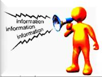 Pengertian Informasi, Contoh dan Jenis-Jenis Informasi