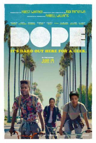 Dope [2015] [DVDR] [NTSC] [Latino]