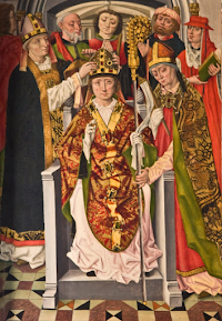 Medieval Commentary Continued: The Episcopal Garments
