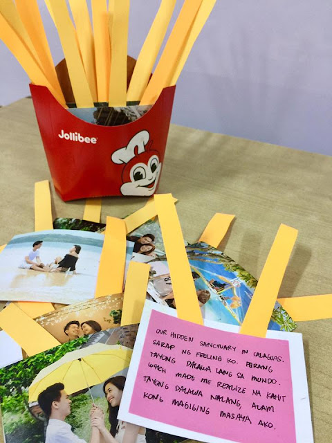 HABA NG HAIR! Girl Gets The Most Creative Valentine's Gift From Her 'Jolli-Bae'!