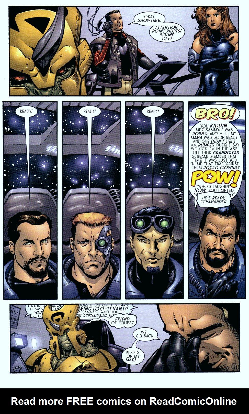 Read online Sigil (2000) comic -  Issue #16 - 7