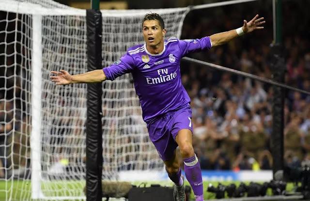 Christiano Ronaldo Membawa Rekor Baru Bersama Real Madrid