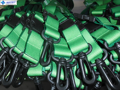 Custom Lanyards - Harvestar