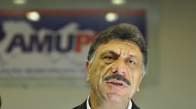 jose patriota-prefeito de afogados da ingazeira-presidente da AMUPE- associação dos municipios de pernambuco