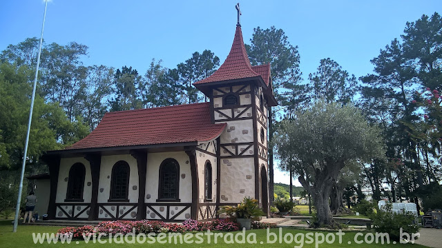 Igrejinha Mãe Santíssima, Igrejinha, RS