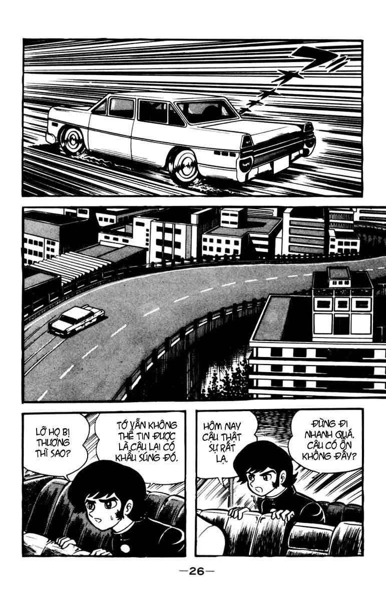 DevilMan chapter 1.2 trang 20