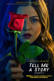 Tell Me a Story Temporada 2 audio español