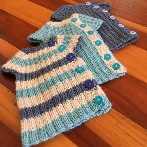Snuggles for Premature Babies - Free Pattern