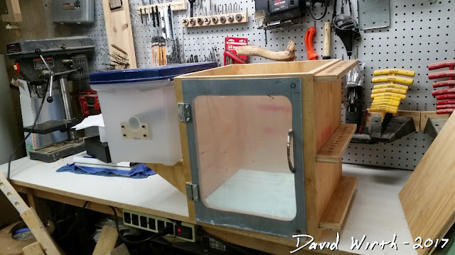 how to build a printer enclosure, case