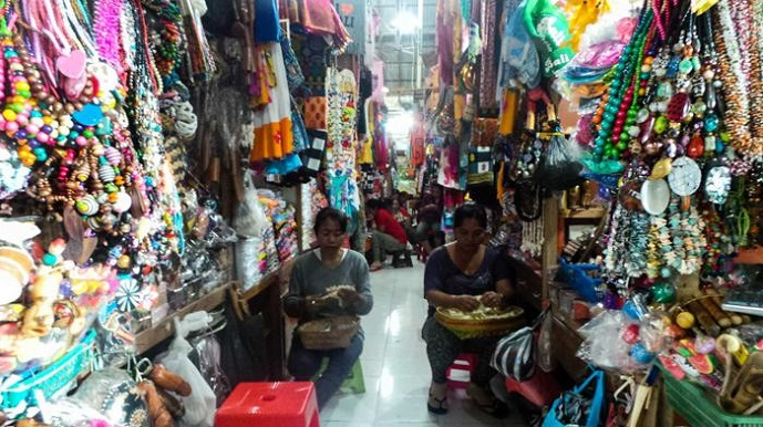 Pasar Seni Guwang di Bali