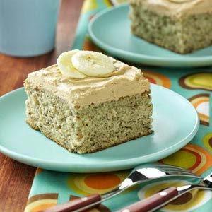 Potluck Banana Cake – Tasty Apron