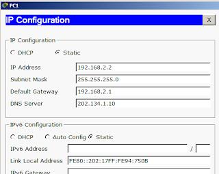 6 Cara Gampang Menghubungkan 2 Router di Cisco Packet Tracer 49