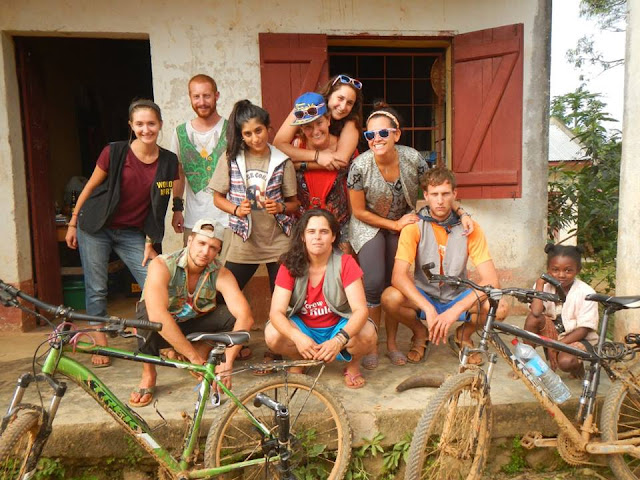 southeast madagascar peace corps volunteers vests vondrozo
