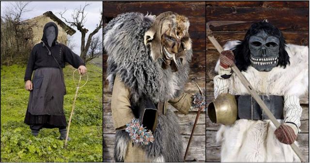 Daripada Valak yang Pake Baju Suster, Kostum Sosok Mistis dari Eropa Ini Jauh Lebih BIkin Merinding!