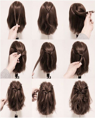 Peinados de INVIERNO fáciles paso a paso