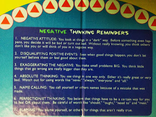 Positive Thinking Cognitive Distortions The Responsive Counselor