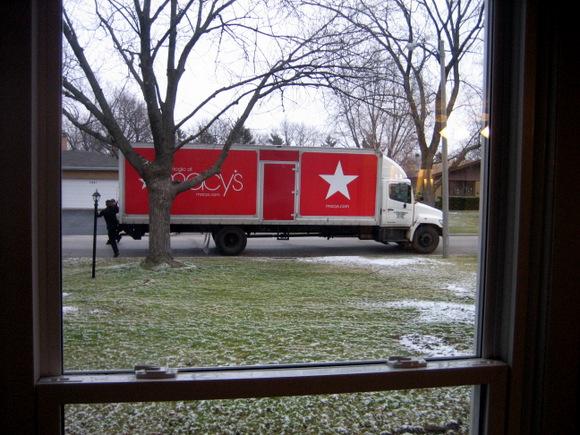 Macy's Truck