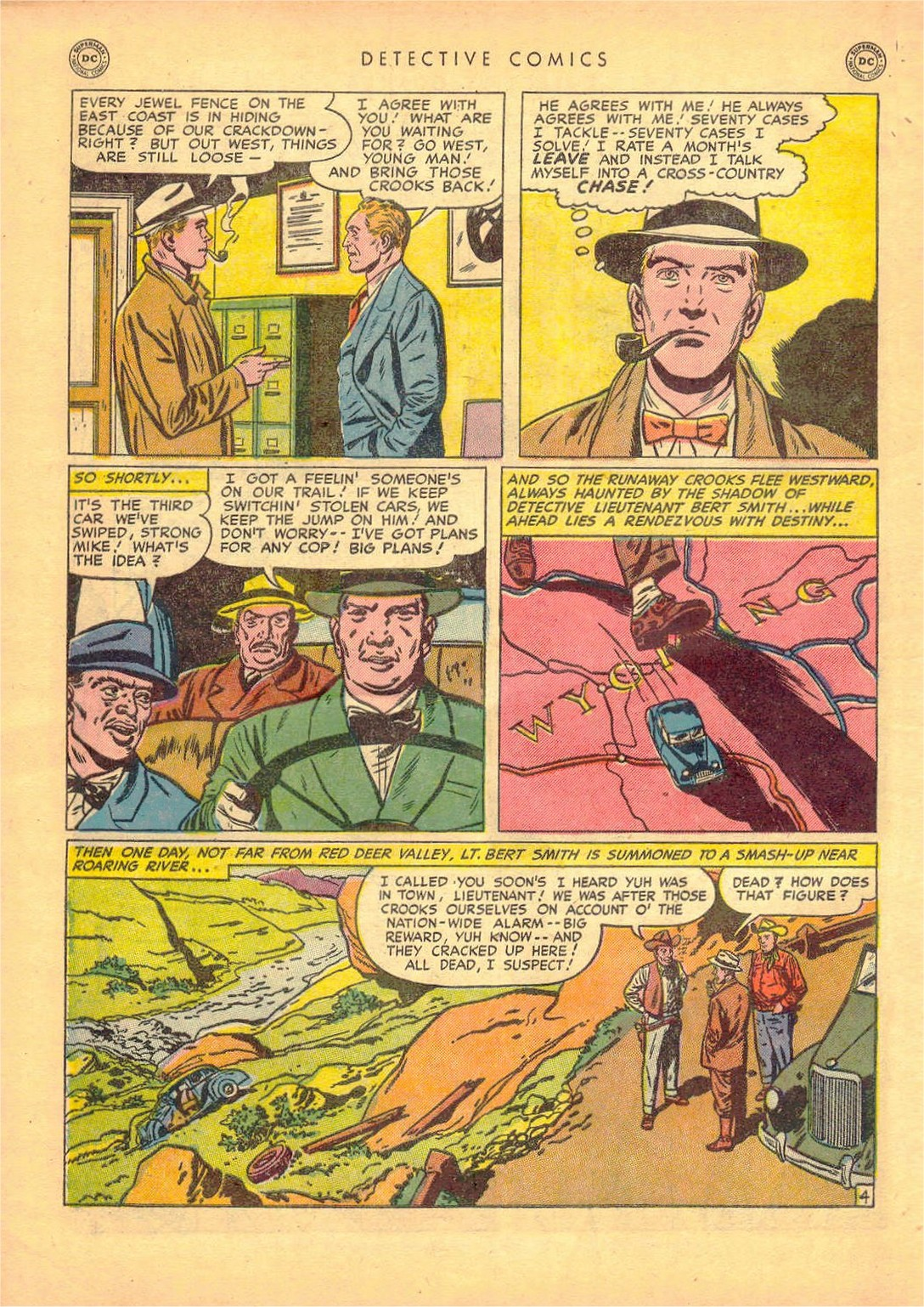 Read online Detective Comics (1937) comic -  Issue #161 - 42