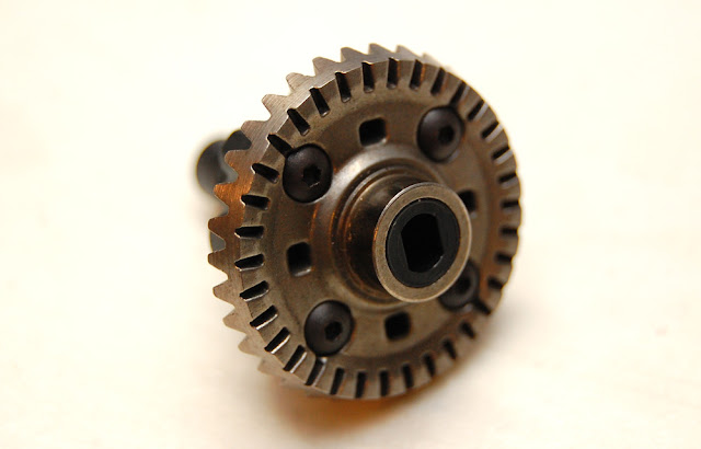 Traxxas TRX-4 differential