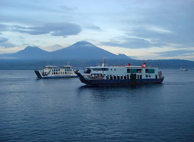 Ferry Gilimanuk-Banyuwangi