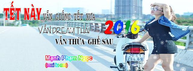 PSD Ảnh Bìa Tâm Trạng FA Cho Ngày Tết