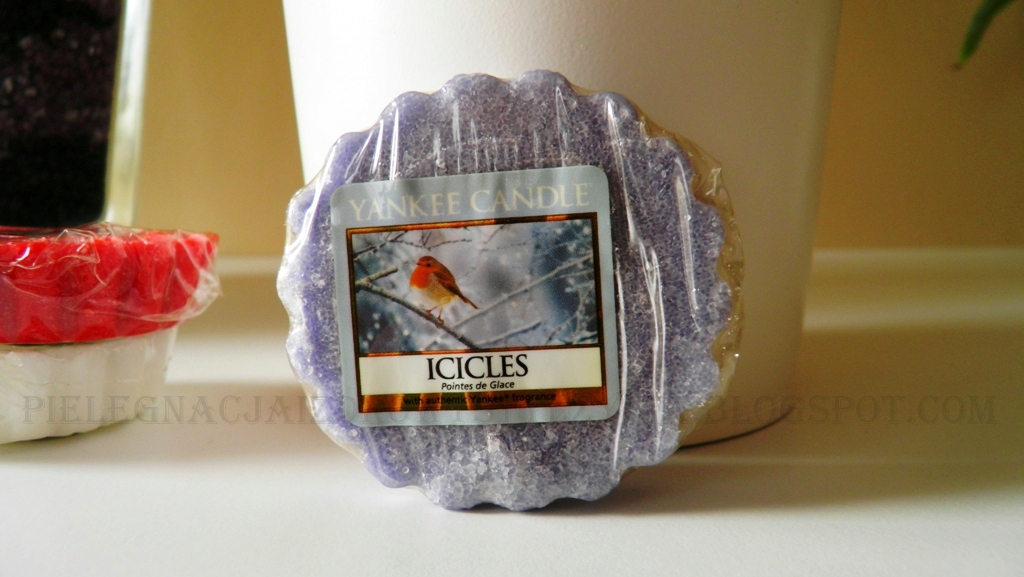 Icicles Yankee Candle