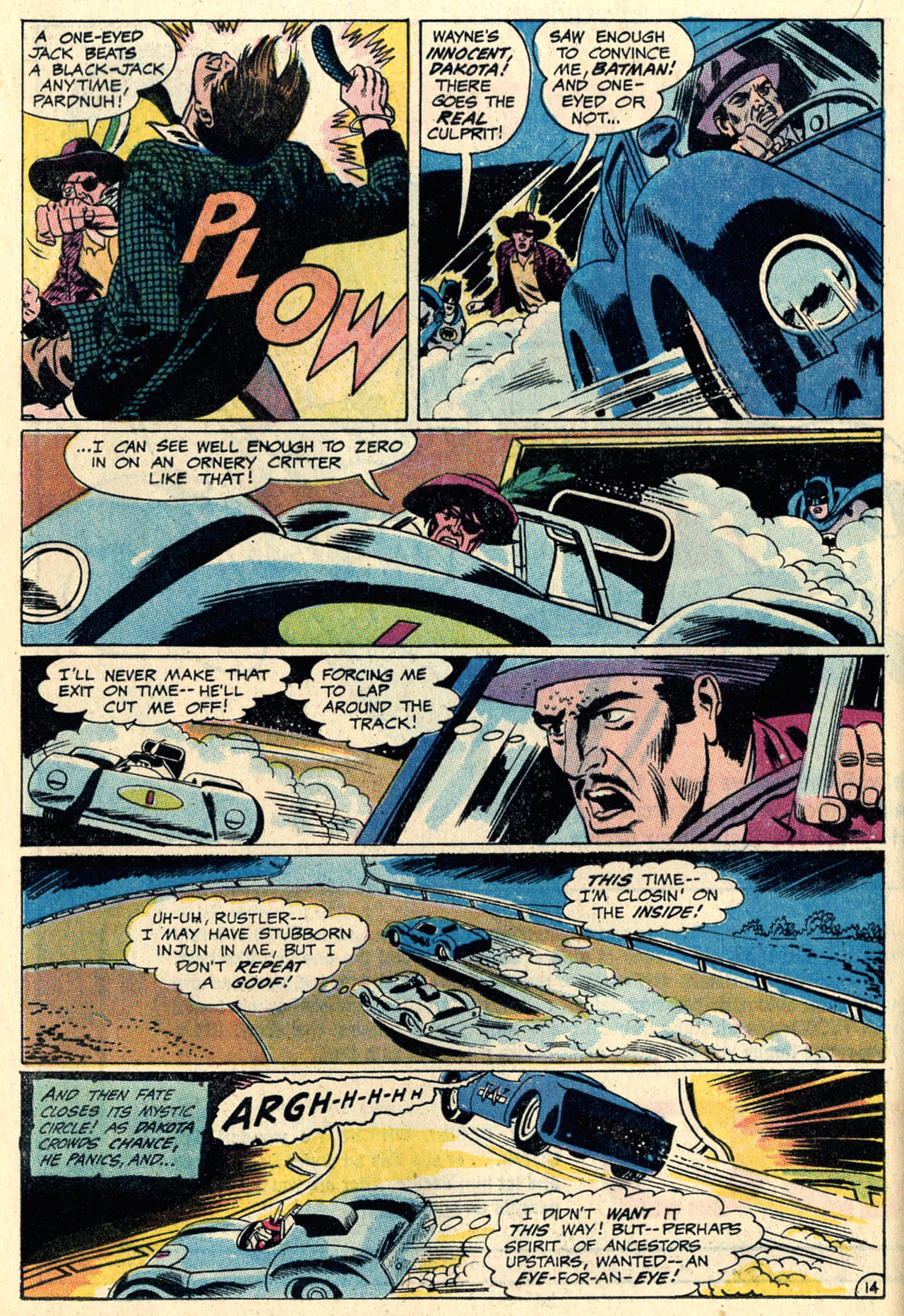 Detective Comics (1937) 394 Page 18