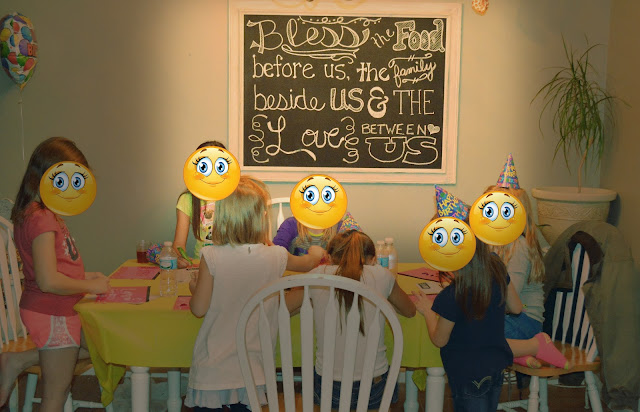 Family Chalkboard by Handcrafted Occasions