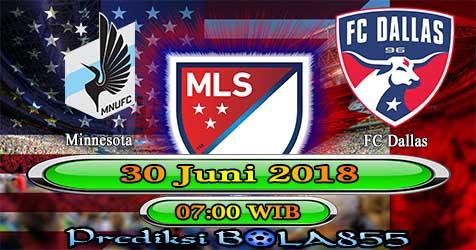 Prediksi Bola855 Minnesota vs FC Dallas 30 Juni 2018
