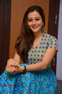 Actress Priyal Gor Pictures in Long Dress at Chandamama Raave Teaser Launch  0056