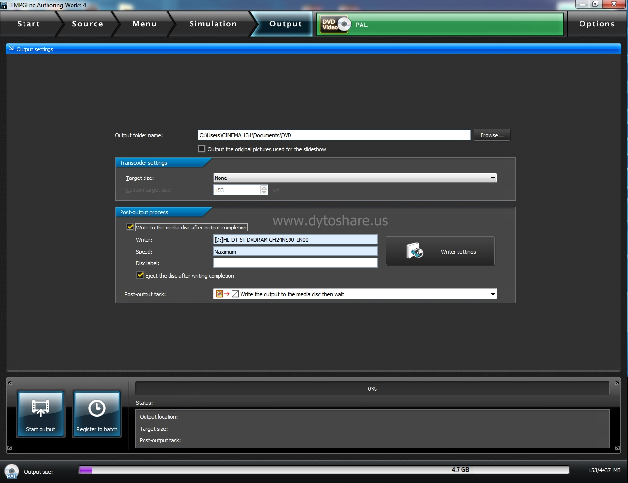 Tmpgenc Authoring Works 4