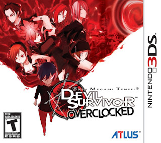 Shin Megami Tensei: Devil Survivor Overclocked USA 3DS GAME [.CIA]