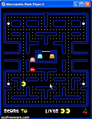 小精靈 Pacman