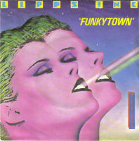Portada single de Lipps Inc.: Funkytown (1980)