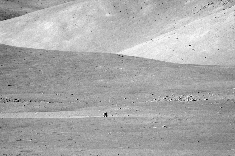 módulo lunar del Apolo 17