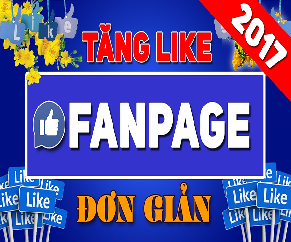 cach tang like fanpage facebook va phat trien cong dong online