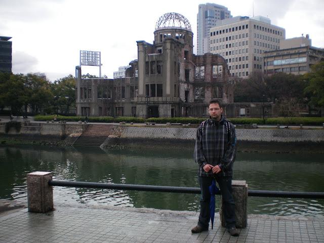 Edificio de la bomba atómica en Hiroshima