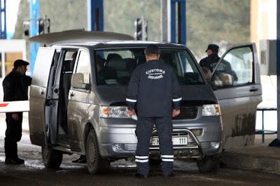 Stamora-Moravita, embercsempészet, korrupció, Románia, határrendészet, árucsempészet, DIICOT