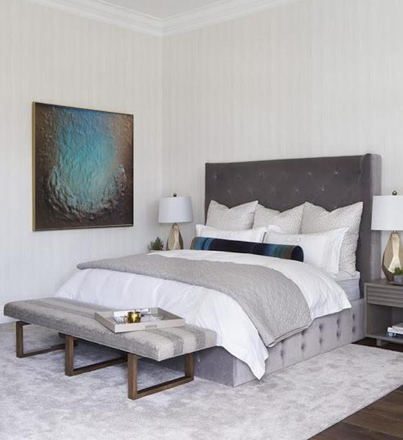 Obras de arte para decorar dormitorio cuadro de José Orús