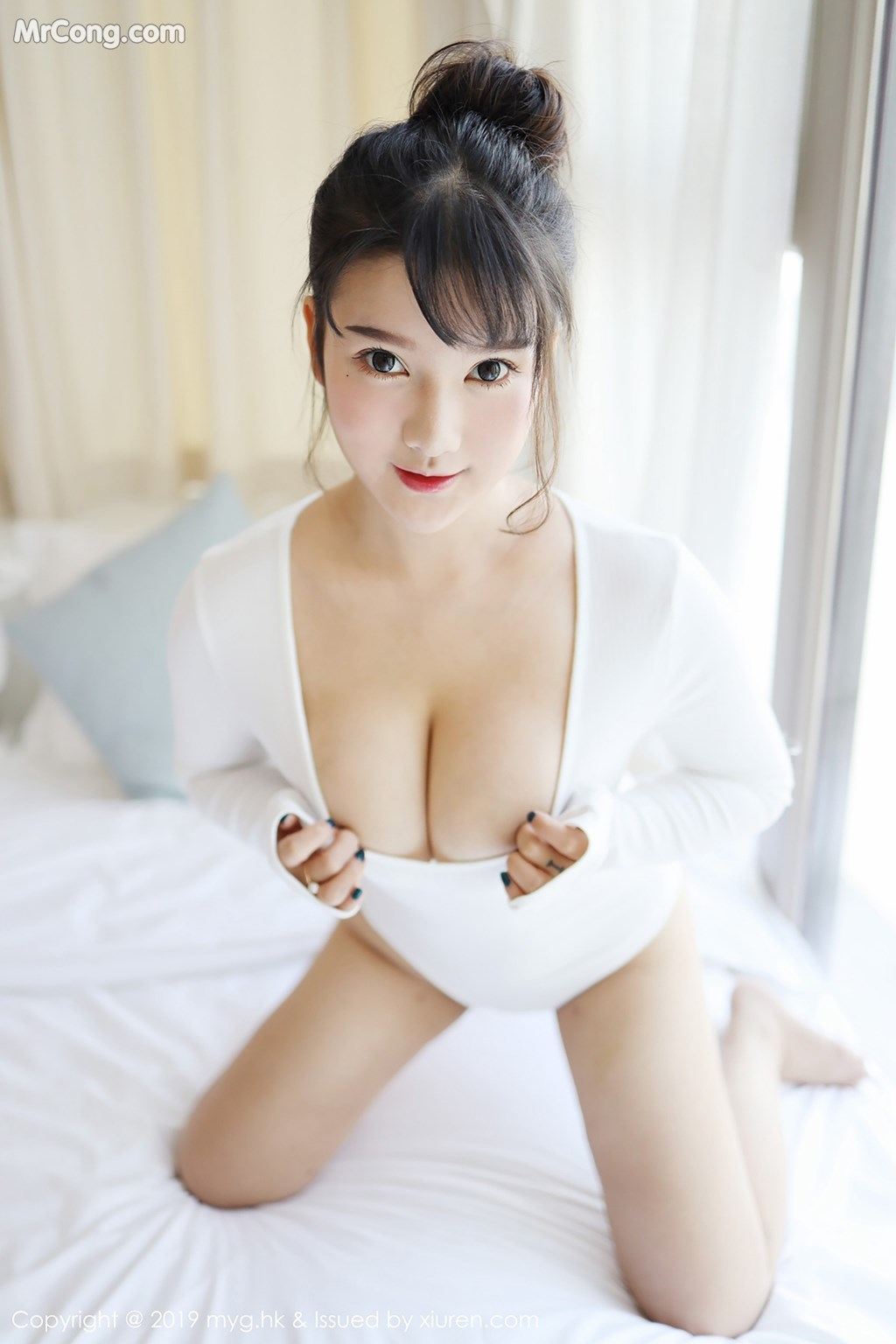 Image MyGirl-Vol.342-Xiao-You-Nai-MrCong.com-002 in post MyGirl Vol.342: Người mẫu Xiao You Nai (小尤奈) (41 ảnh)