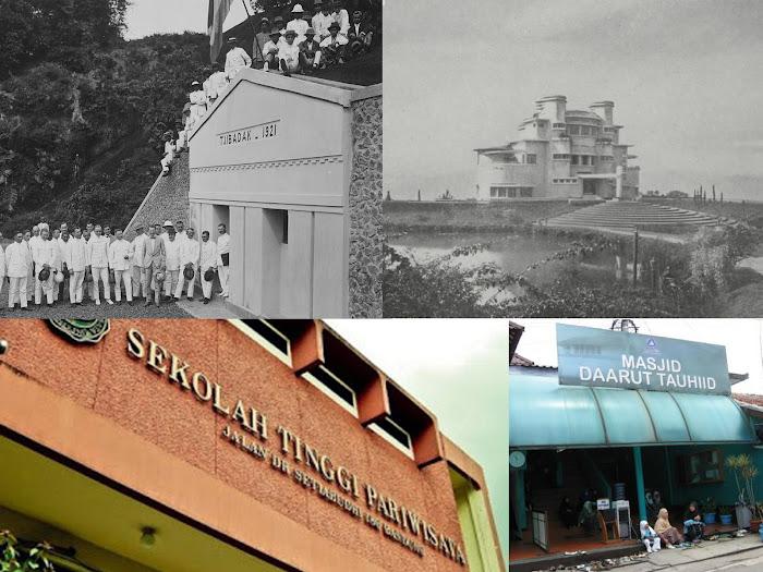 Sejarah kawasan Ledeng Bandung