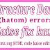 Blogger all Structured Data Errors (hatom markup) kaise fix kare.