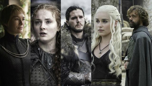 用VPN線上看《冰與火之歌:權力遊戲》(Game of Thrones)第7季回歸