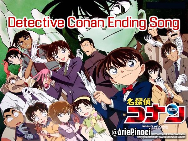 Daftar Detective Conan Ending Song