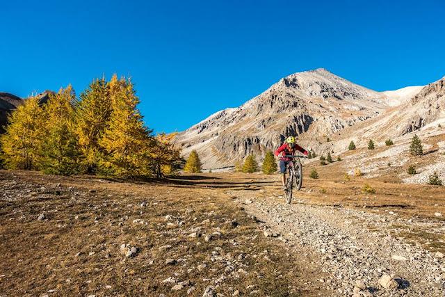 Bikebergsteigen Westalpen - Mont Chaberton 3136 m BBS